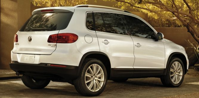 2014 Vw Tiguan Vs 2014 Jeep Compass Knight Auto Haus