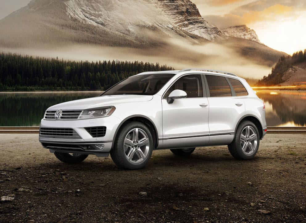 2017 Volkswagen Touareg Proves Luxury Is Affordable