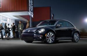 2016 VW Beetle night