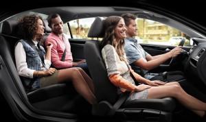 2016 VW Jetta Interior