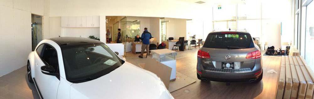 Knight VW Showroom