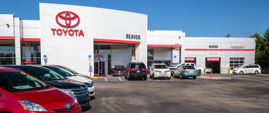 Beaver Toyota Dealership in St. Augustine