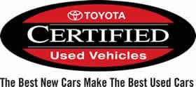 Toyota CPO Logo