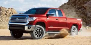 2015 Toyota Tundra Performance