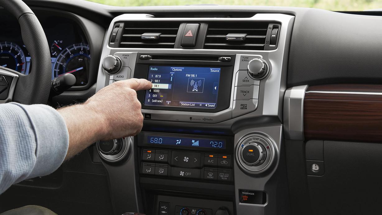 2016 Toyota 4Runner vs. 2016 Honda Pilot