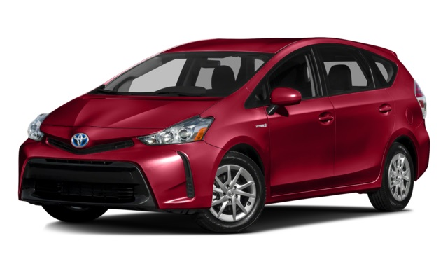 2016 Toyota Prius V Vs 2016 Ford Fusion Hybrid L Beaver