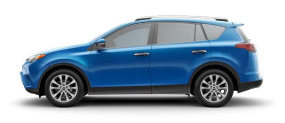 Toyota Rav Car Rental Comparisons