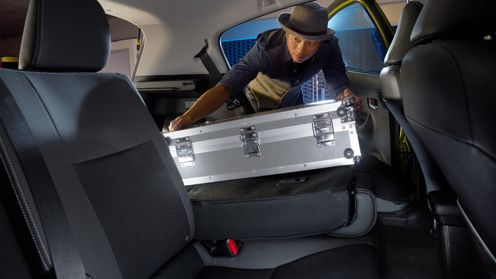 2016 Toyota Prius c cargo