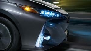 2017 Toyota Prius Prime safety