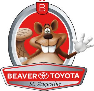 Beaver Toyota St. Augustine Logo
