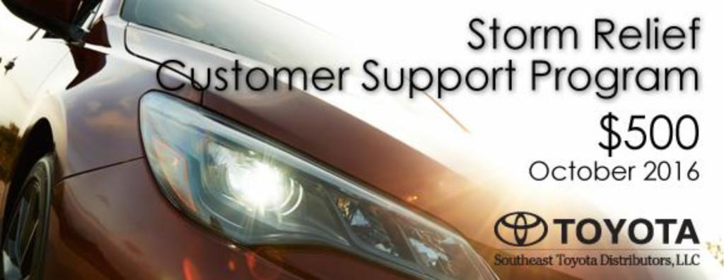 Beaver Toyota | $500 Customer Support Cash Certificate