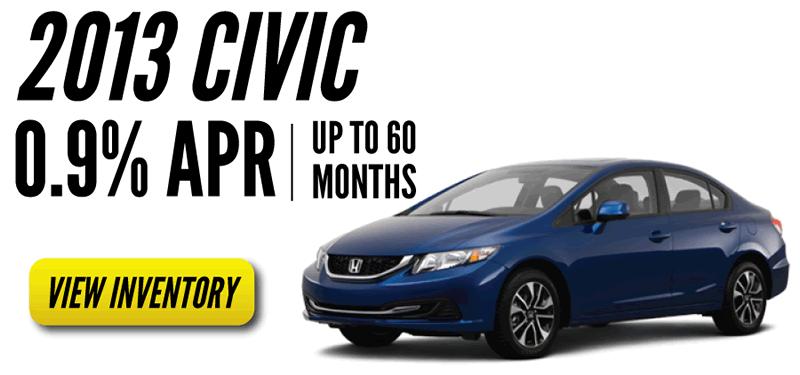 Summer Sale Honda Civic