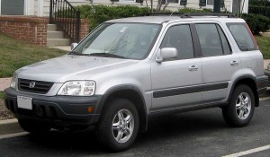 First Generation Honda CR-V