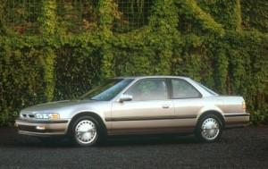 Fourth Generation Honda Accord