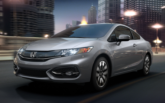 2014 Honda Civic Coupe Legend