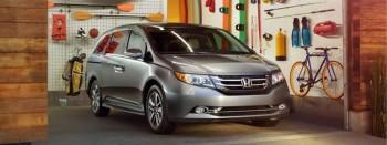 2015 Honda Odyssey 2