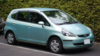 First Generation Honda Fit