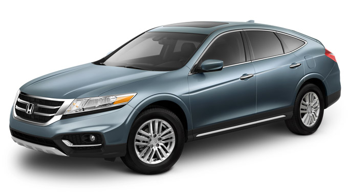 2015 Crosstour EX-L with Navigation