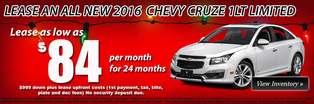 Chevrolet Lease Deals >> Lease Specials L Champion Chevrolet L Fowlerville Mi