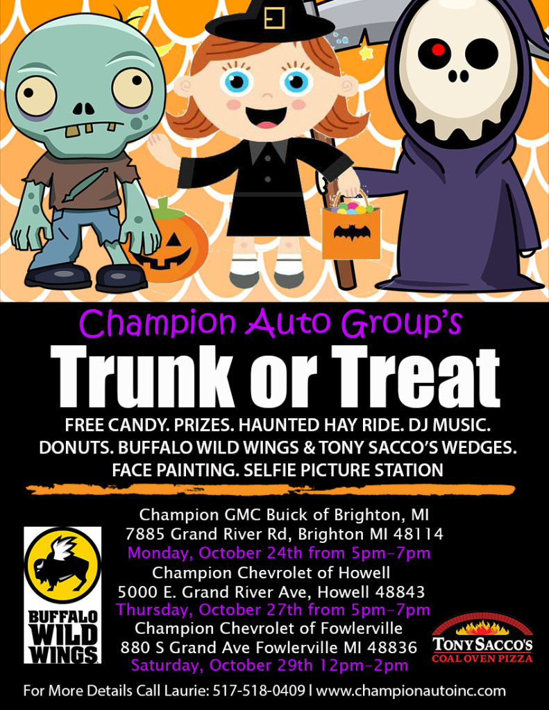 Final Livingston County Trunk or Treat