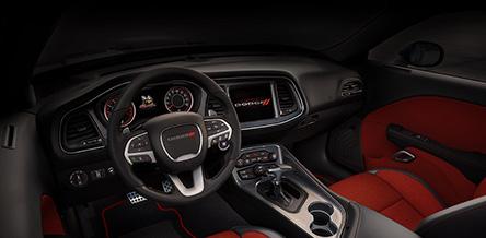 2015-Dodge-Challenger-Driver-Centric-Interior