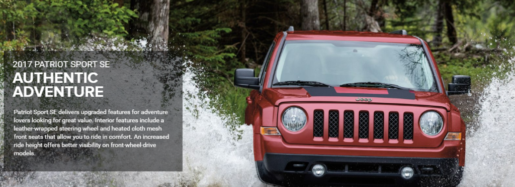 all new 2017 jeep patriot at champion chrysler jeep dodge ram in. Cars Review. Best American Auto & Cars Review