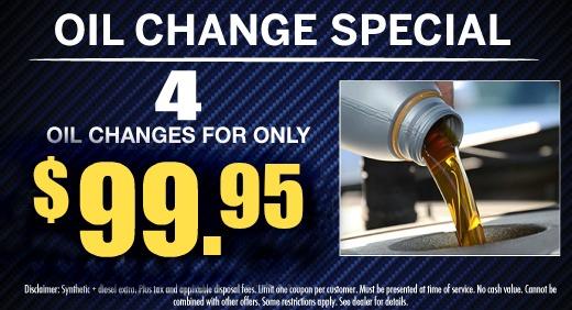 Dodge mopar oil change coupons