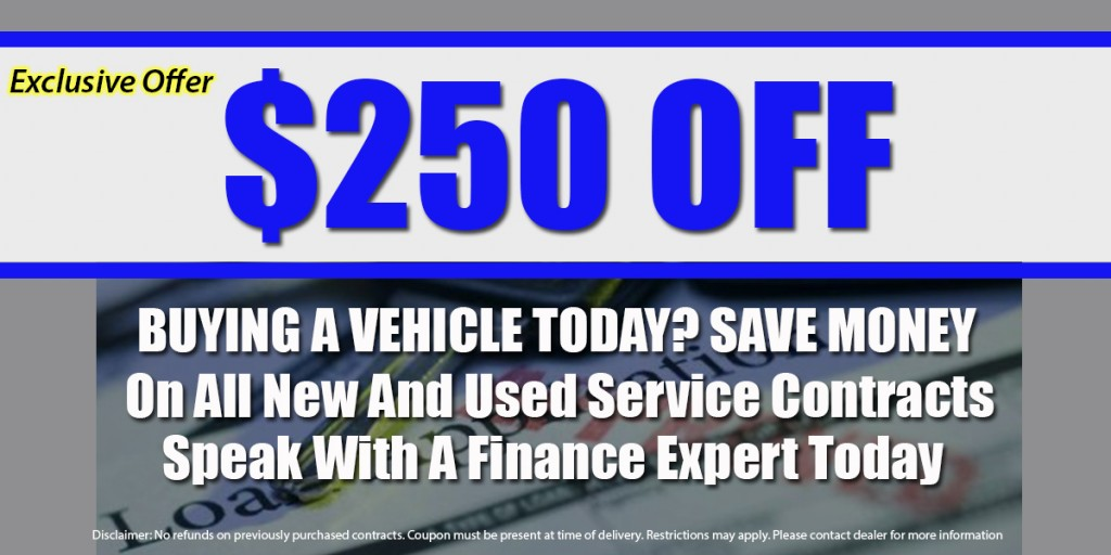 SVC Contract Coupon