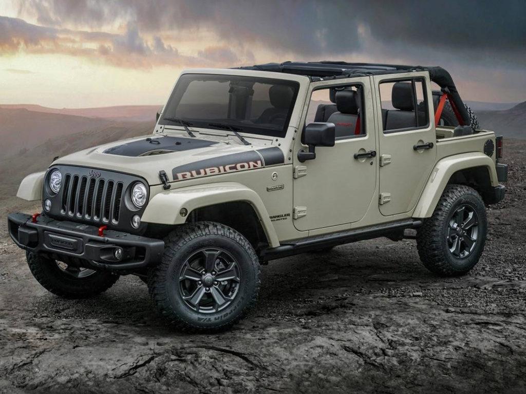 2018 Jeep Wrangler Unlimited JK
