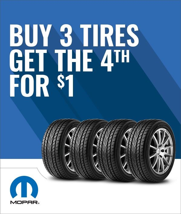 Tire Special at Champion Lansing