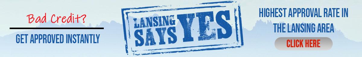 Champion Lansing Says Yes