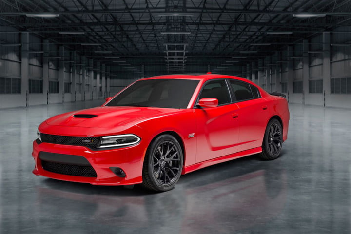 2018 Dodge Charger Champion Cjdr