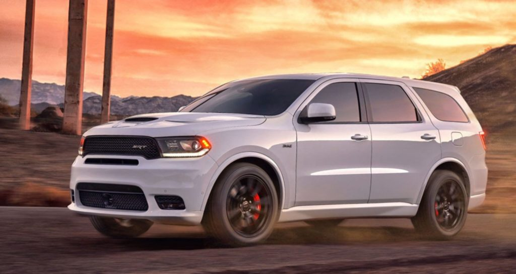 2018 Dodge Durango Champion Lansing