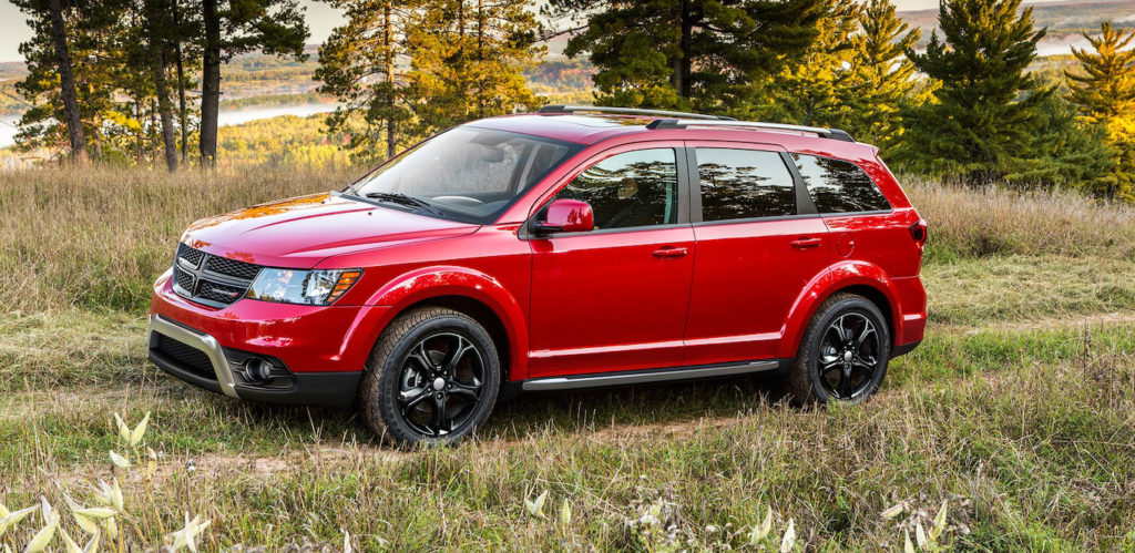 2018 Dodge Journey Champion Lansing