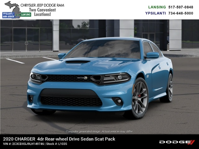 2020 Dodge Charger Scat Pack Lease Offer In Lansing