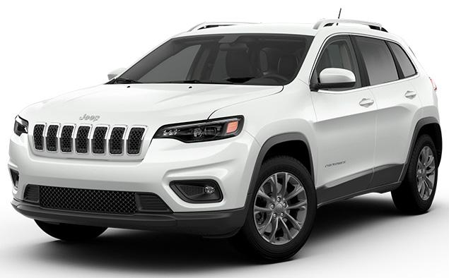 2020 Jeep Cherokee Latitude + 4x4