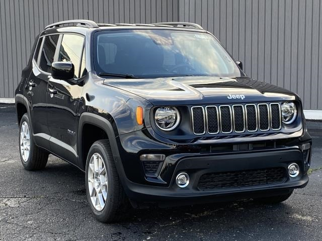 2021 Jeep Renegade Latitude 4x4 Lease Offer