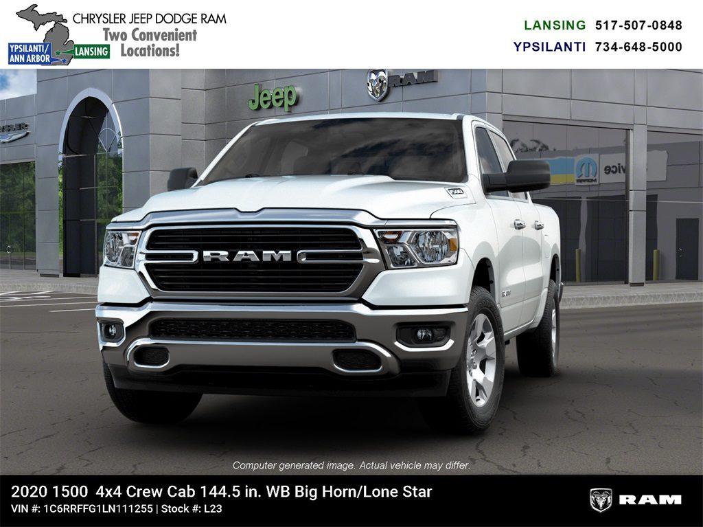 2020 Ram 1500 DT Big Horn
