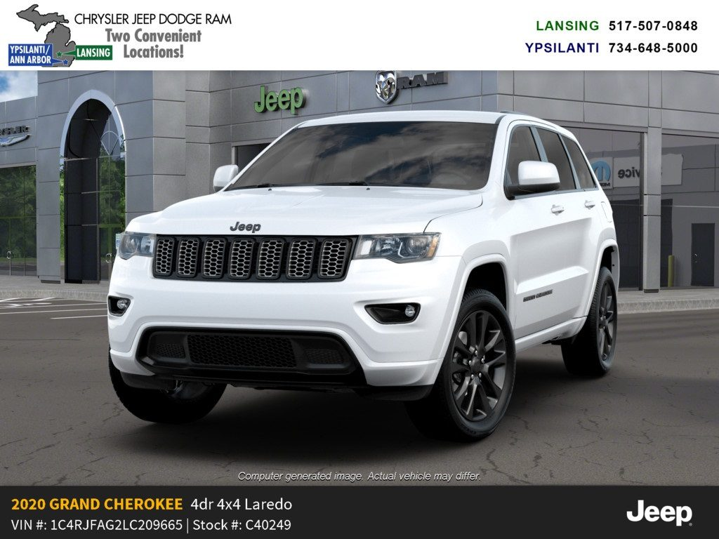 2020 Jeep Grand Cherokee Altitude Lease Offer In Lansing