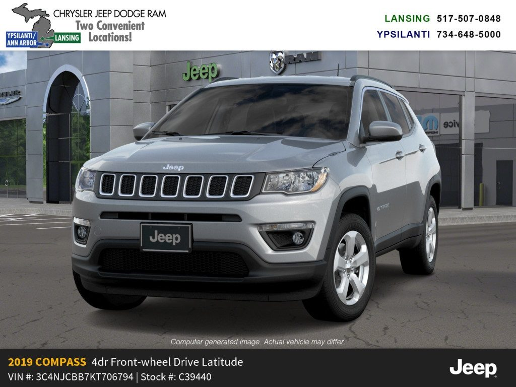 2020 Jeep Compass Latitude 4x2