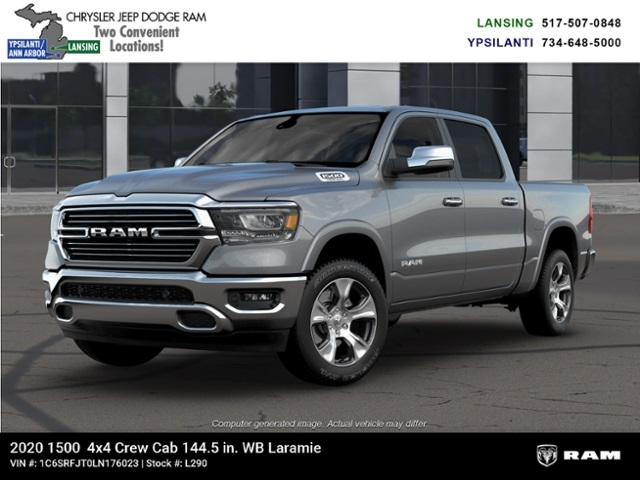 2020 RAM 1500 DT Laramie Lease Offer In Lansing