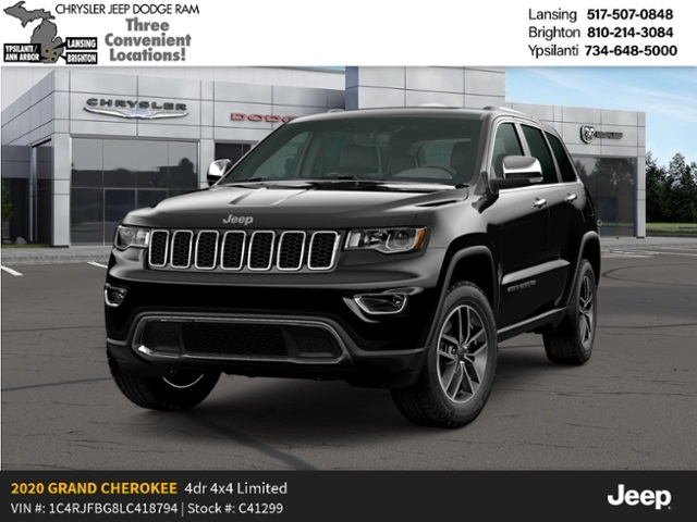 2020 Jeep Grand Cherokee Limited Lease Offer In Lansing