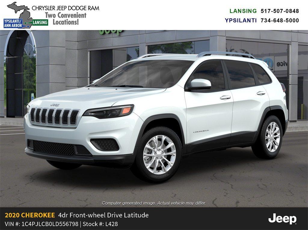 2020 Jeep Cherokee Latitude 4x4
