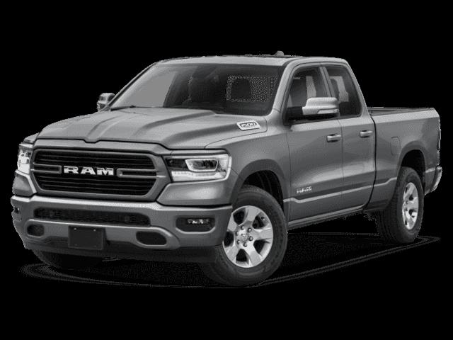 2020 Ram 1500 Big Horn Quad Cab
