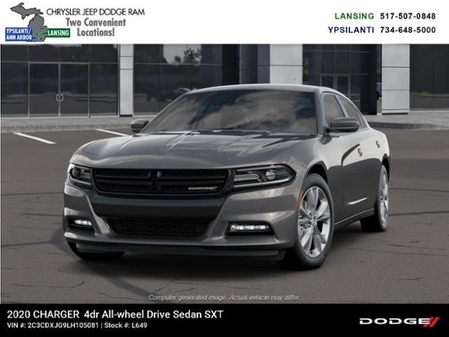 2020 Dodge Charger SXT AWD Lease Offer In Lansing