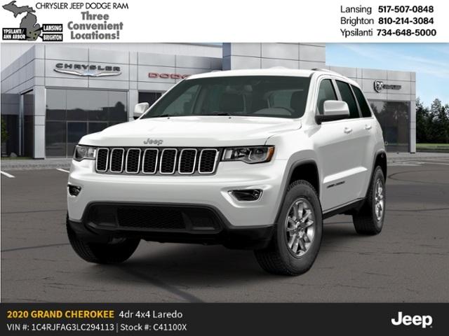 2020 Jeep Grand Cherokee Laredo E 4x4 Lease Offer