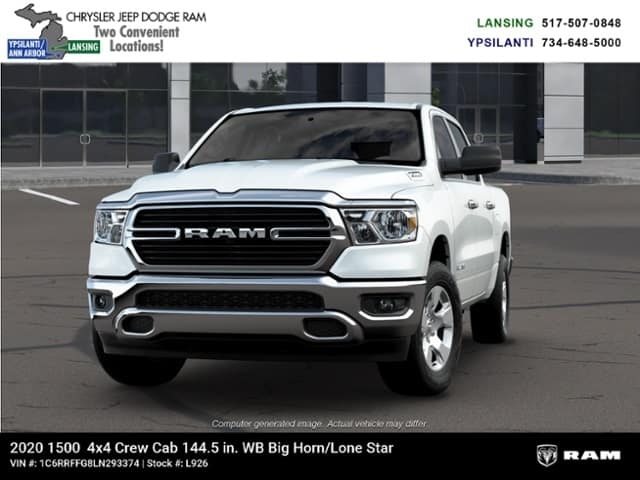2020 Ram 1500 QUAD DT Big Horn Lease Offer In Lansing