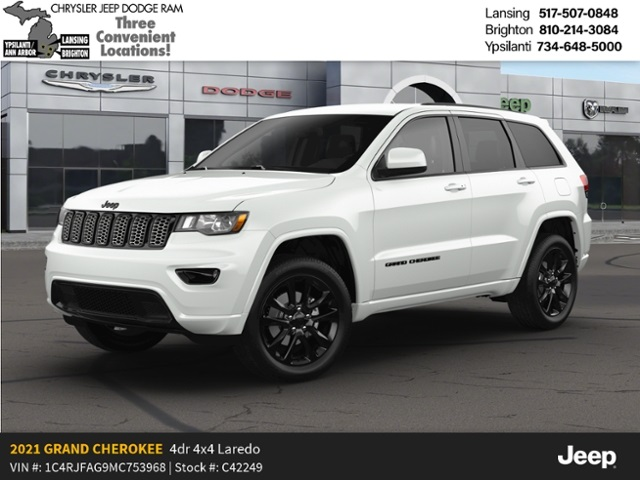 2021 Jeep Grand Cherokee Laredo Altitude 4x4 Lease Offer