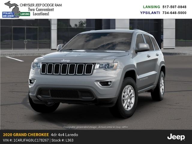 2020 Jeep Grand Cherokee Laredo E Lease Offer In Lansing