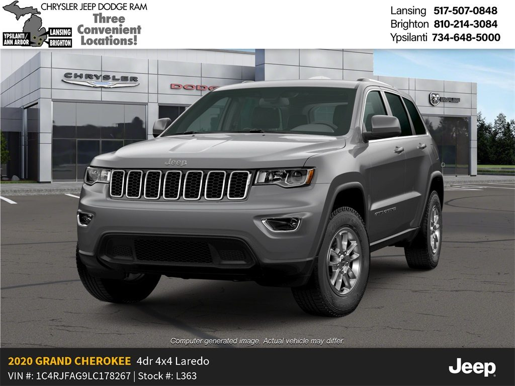 2020 Jeep Grand Cherokee Laredo E Lease Offer In Lansing